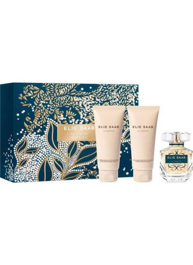 Elie Saab Elie Saab Le Parfum Royal EDP 50 ml Kadın Parfüm Seti Renksiz